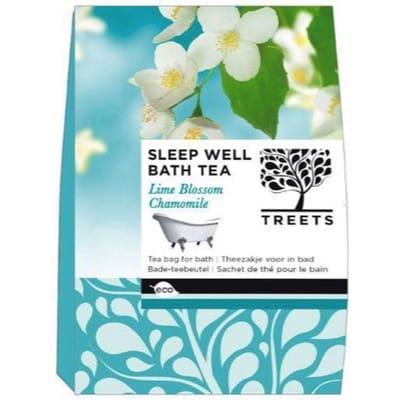 Bath tea sleep well