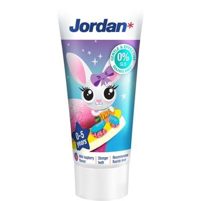 Jordan Tandpasta Kids jaar