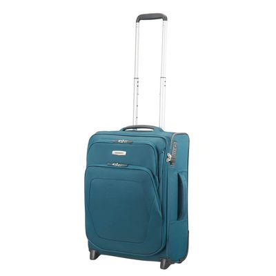 Samsonite Spark SNG Upright 55 EXP petrol blue