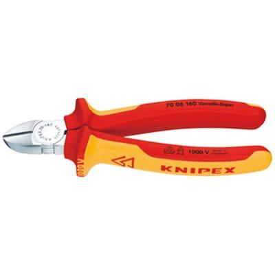 Knipex Zijsnijtang 160mm