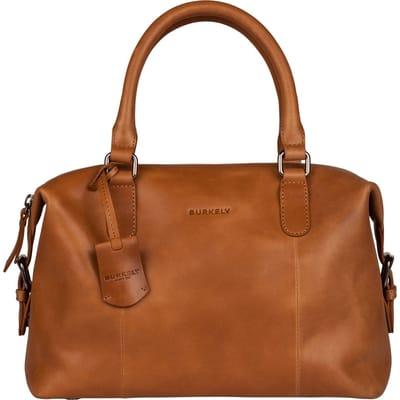 Burkely Lois Lane Handbag S cognac