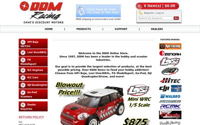 Davesmotors.com website