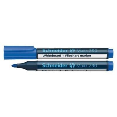 Whiteboard 290 Blauw Schneider