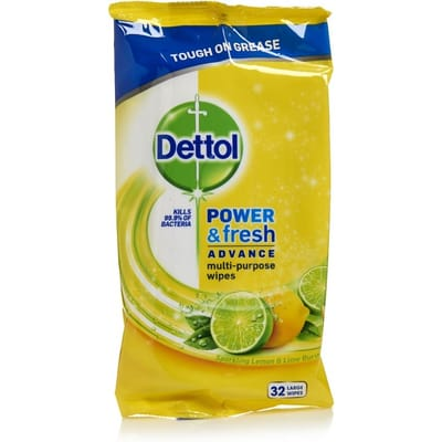 Dettol Power Fresh En