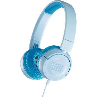 JR300 kids on-ear koptelefoon blauw