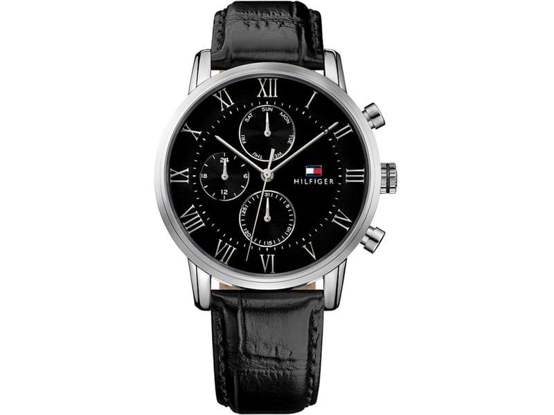 Tommy Hilfiger TH1791401 horloge heren zwart