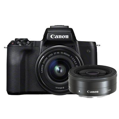 Canon M50 22mm Zwart