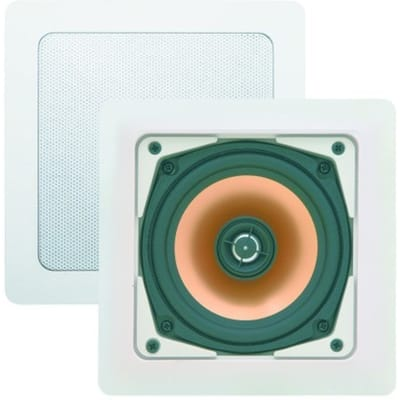 Aquasound Samba Speakers Wit