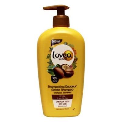 Shampoo shea gentle