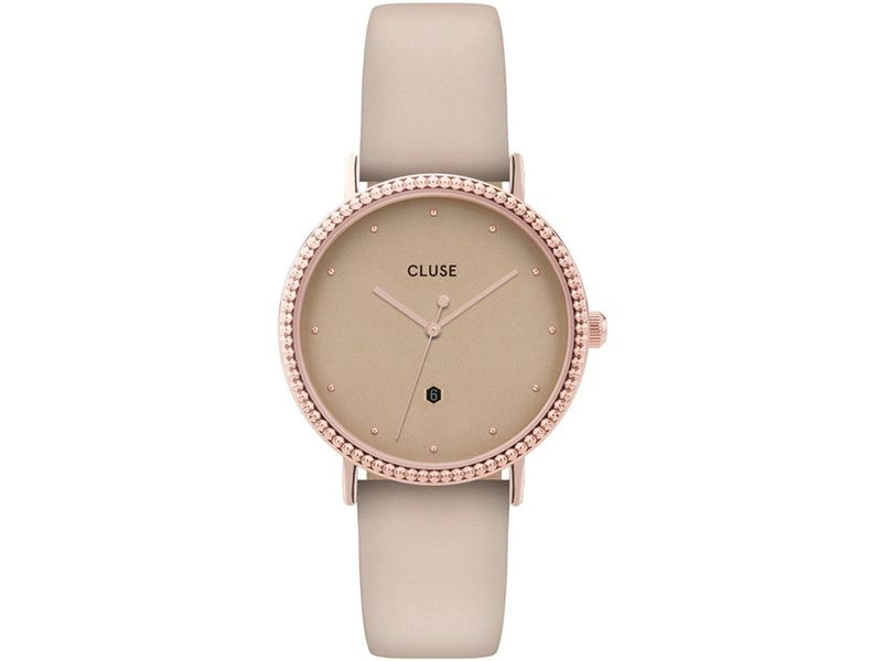 CLUSE CL63006 Horloge Le Couronnement rosekleurig-taupe