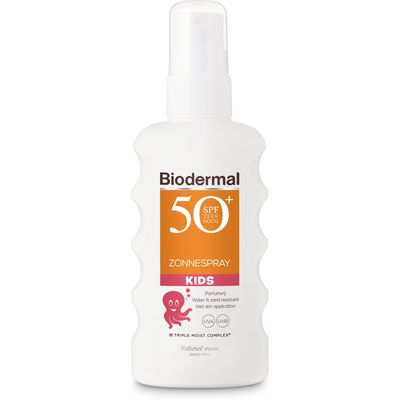 Biodermal Zon Kids Zonnespray SPF