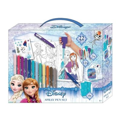 Frozen pen