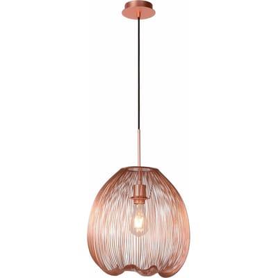 Lucide WIRIO Hanglamp Koper