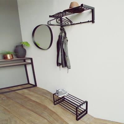 Spinder Design Bergum Kapstok Zwart