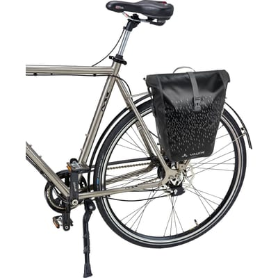 Vaude Aqua Back Luminum Single Fietstas Unisex black