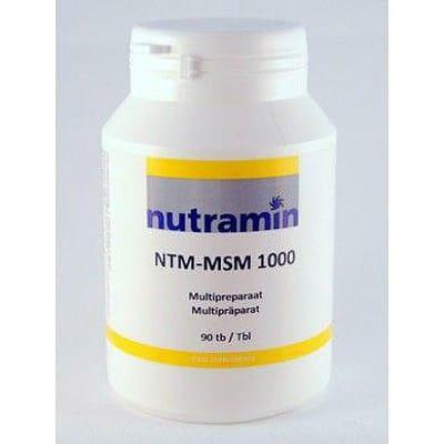 Nutramin Msm 1000