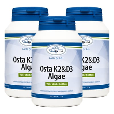 Vitakruid Osta K2 D3 Algae