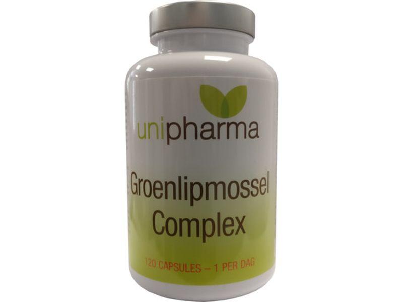 Unipharma Groenlipmossel Complex