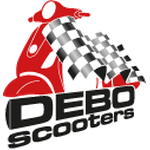 Debo Scooters logo