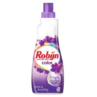 Robijn Color Purple Sensation Wasmiddel 735 ml