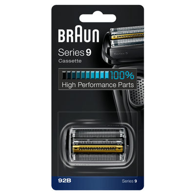 Braun 92B Black