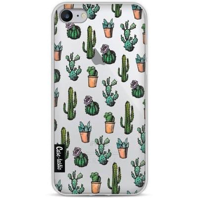 Casetastic Softcover Apple iPhone 8 Cactus Dream