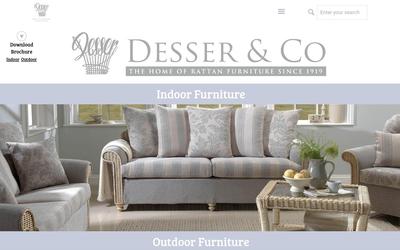 Desser website