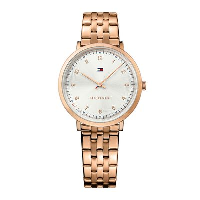 Tommy Hilfiger TH1781760 horloge dames Staal