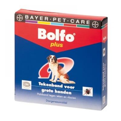 Bolfo Tekenband Grote hond
