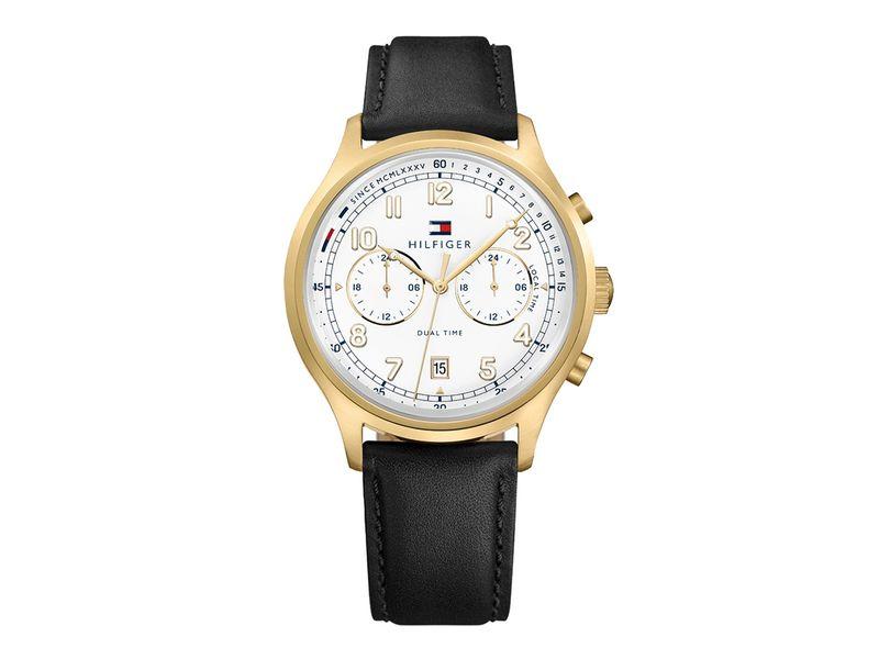 Tommy Hilfiger TH1791386 horloge heren zwart 3