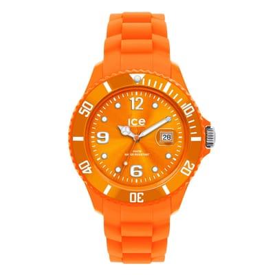 Horloge 48 Ice oranje