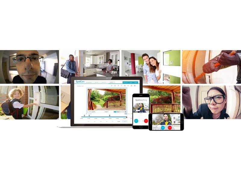 Spotcam Ring Pro Video Deurbel