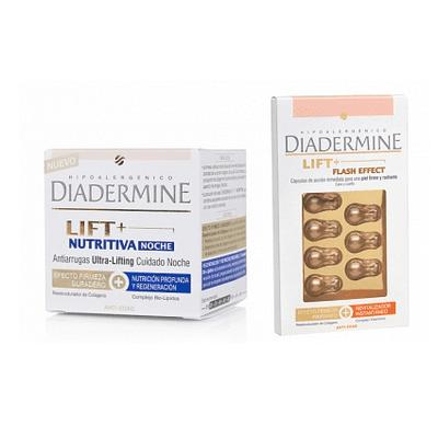 Diadermine Lift Nutritiva Creme Flash Effect
