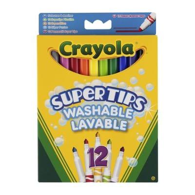 Crayola Super Punt viltstiften
