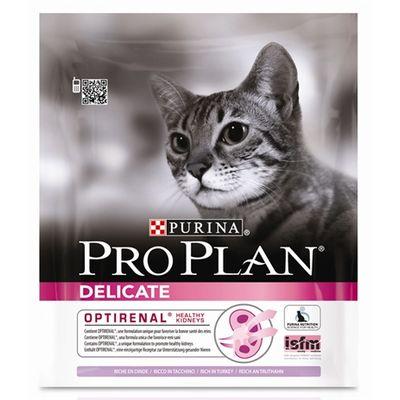 Pro Plan Delicate Kalkoen 400 g Cat
