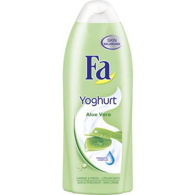 Bad yoghurt aloe vera
