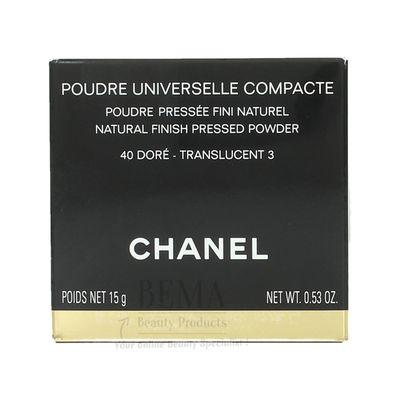 Chanel Poudre Universelle Compact 40 Dore Poeder