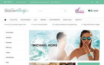 Fashionthings website