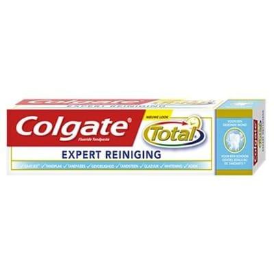 Colgate Tandpasta Total Expert Reiniging 75 ml