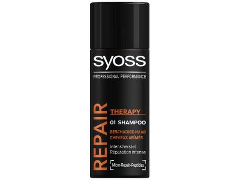 Syoss Shampoo Repair Therapy Mini