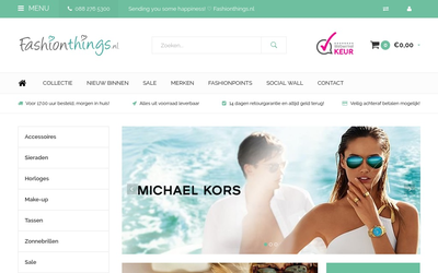 Fashionthings website