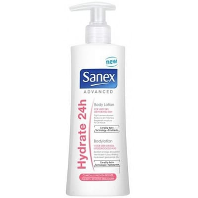 Sanex Bodylotion Advanced Hydrate 24h