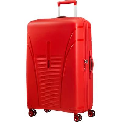 American Tourister Skytracer Spinner 77 formula red