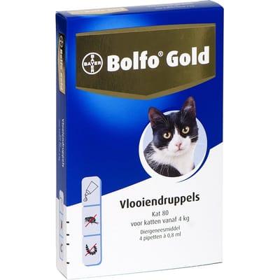 Bolfo Gold Kat 4 Pipet