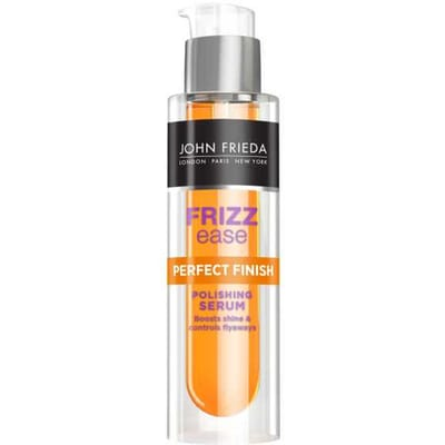 Frizz ease perfect finishing polishing serum
