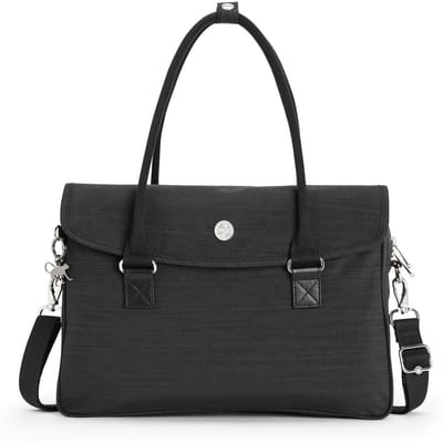 Kipling Superwork S True Black dazz tas