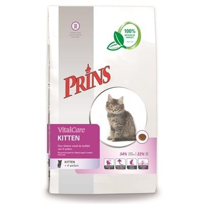 Prins VitalCare Kitten Kattenvoer 5 kg