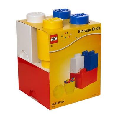 LEGO opbergbox set 4-delig