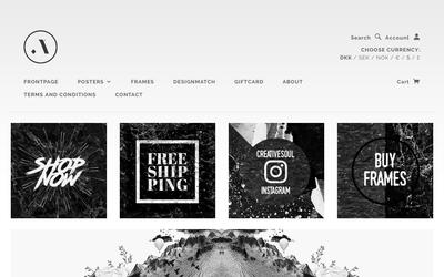 Arrogantshop website
