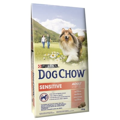 Dog Chow Sensitive Zalm 14 Kg